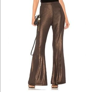 House of Harlow 1960 x Revolve Cristos flare pants